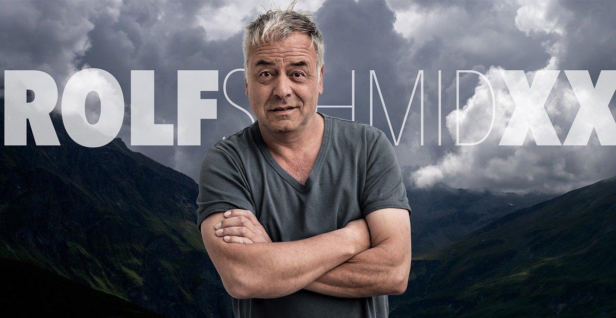 Rolf Schmid Lachfestival Wohlen